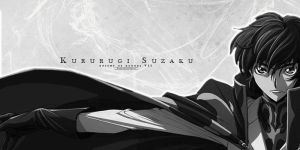 Suzaku Header B_W by soraiasis