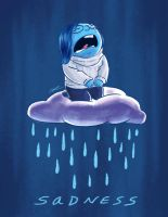 Sadness Gif by rice-claire