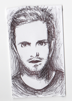 jesse pinkman by im-not-a-spy