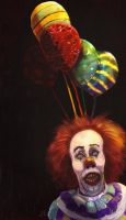 Stephen King's IT by juhoham