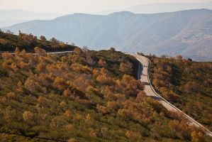 Ancares mountain pass by Ijgg