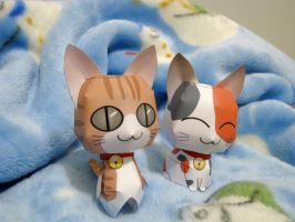 Les Chats by Pumpkin-Candy