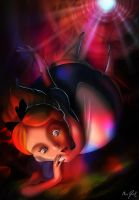 ALICE IN WONDERLAND - Jump into the dream! by Chris-Darril