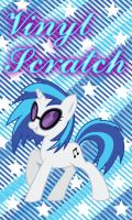 (REQUEST) Vinyl Scratch Windows Phone Wallpaper by AceofPonies