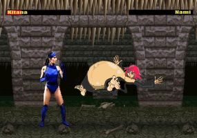 Kitana's Bubble Burst Fatality 2-2 by Darkburster1