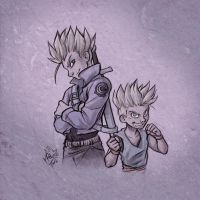 MFC: Trunks by Dalamar89