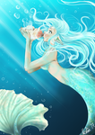 Seashell Melody by Yuleira