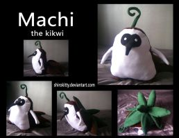 machi the kikwi by Shirokitty