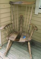 Rocking chair by Sunny20