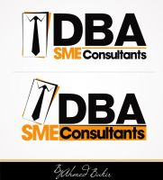 DBA LOGO by AhmedBakir