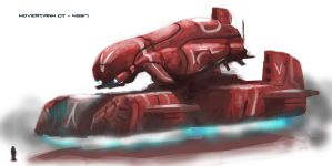 hovertank gt - 4257 by krassnoludek