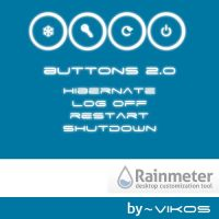 Buttons 2.0 by v1k0s