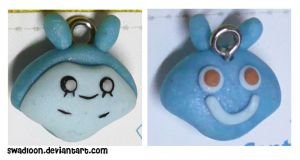 Mantyke charm by Swadloon