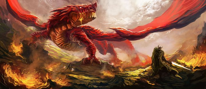Engage the Dragon by gegig