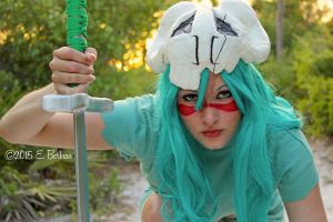 Neliel Cosplay by Cassy-Blue