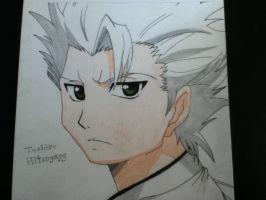 Toshiro Hitsugaya by martha1101