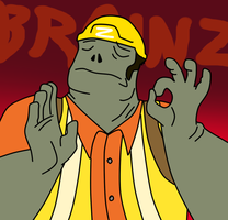 When the brainz are just right by RACSOZOMBY