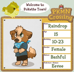 Raindrop | PKMC Application by rainwolfeh