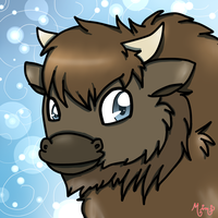 Dawn Frost icon ..::COMMISSION::.. by MimiTheFox