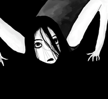 Kayako by merrywendsday