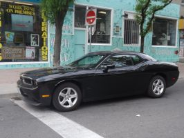 The Challenger At Yonge And Maitland #3 by Neville6000