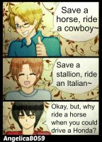 Save a horse by florano