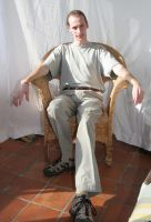 Seated male 4 by Amazonofexeter-Stock