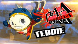 Teddie from Persona 4 Arena by TimothyB25