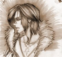 Squall by GoldenDune