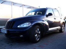 Chrysler PT Cruiser by Abrimaal