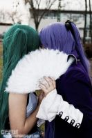 Vocaloid: Hear my whispers .. by justnari