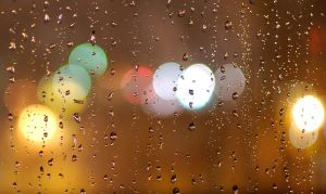 A Rainy Night Bokeh I by N1S