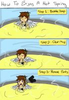 How To Enjoy A Hot Spring: Pit Style by frosted-cupcake