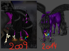 Improvement.. by HellAboveHeaven