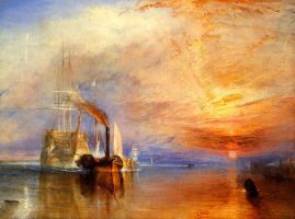 The Fighting Temeraire ... by PD-Art
