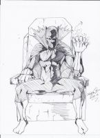 Black Panther!! by craig1992