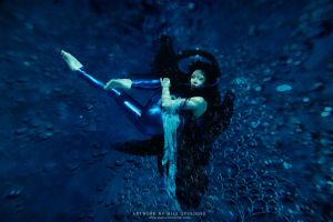 Underwater circus by Ophelia-Overdose