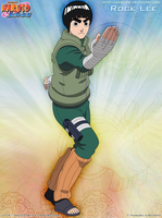 Rock Lee by Epistafy
