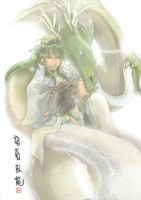 Zhuge Liang in Specal by PAPAWS