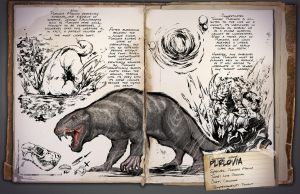 Ark: Survival Evolved Dossiers: Purlovia by Dinosuarjosh