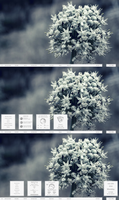Rainmeter DEEP7 Taskbar by NgDucTung
