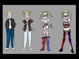 Harley any differance by geminim