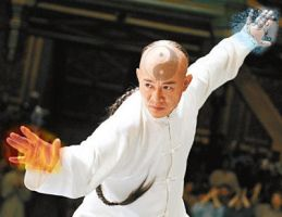 the real jet li by shadoweater1