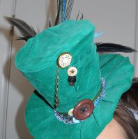 Mad Hatter's Hat by XXXavia