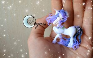 unicorn fairy by AngeniaC