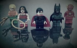 The Justice League 2 by Trek1912
