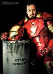 Iron Man 01 by marcocasillas