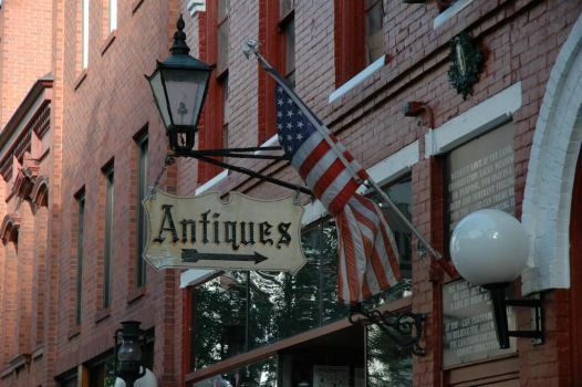 Which is the antique? by unconfused
