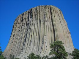 Devils Tower by capn727