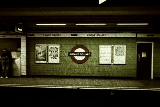 Sloane Square by The-Bloody-Witch